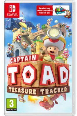 Gra Nintendo Switch Captain Toad: Treasure Tracker. Kup taniej o 40 zł dołączając do Klubu