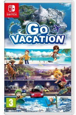 Gra Nintendo Switch Go Vacation.Kup taniej o 50 zł dołączając do Klubu.