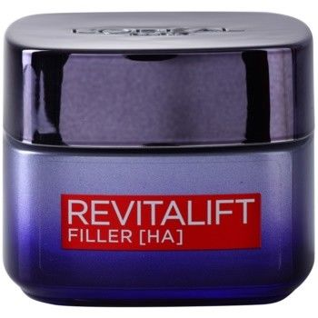 LOréal Paris Revitalift Filler krem wypełniający zmarszczki na noc przeciw starzeniu się 50 ml