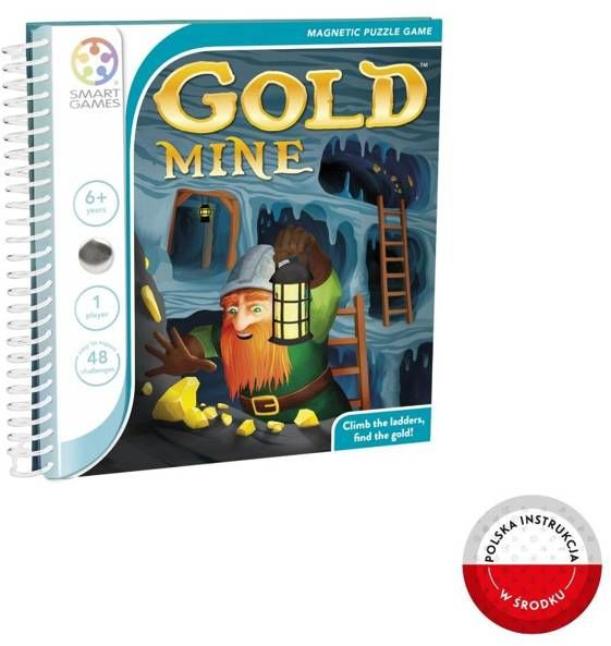 Smart Games Goldmine (ENG) IUVI Games - IUVI Games