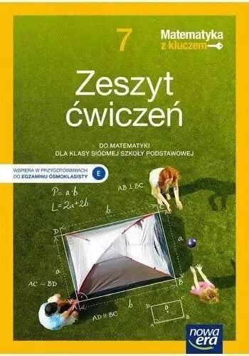Matemetyka SP 7 Matematyka z kluczem ćw. 2020 NE - Marcin Braun, Agnieszka Mańkowska, Małgorzata Pas