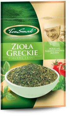 Zioła greckie 20 g Ten Smak