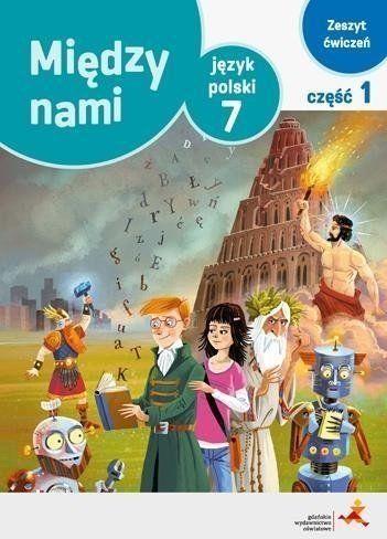 J.Polski SP 7/1 Między Nami ćw. wersja A GWO - A. Łuczak, E. Prylińska