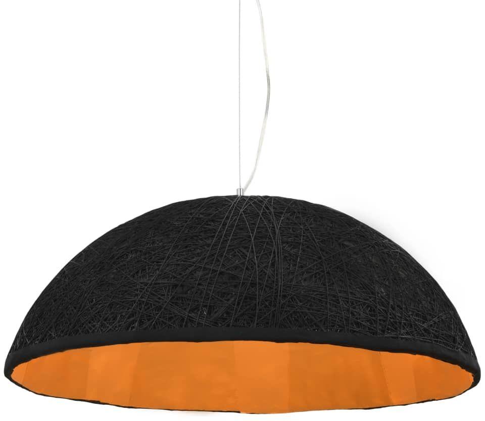 Czarno-złota druciana lampa wisząca - EX111-Melita
