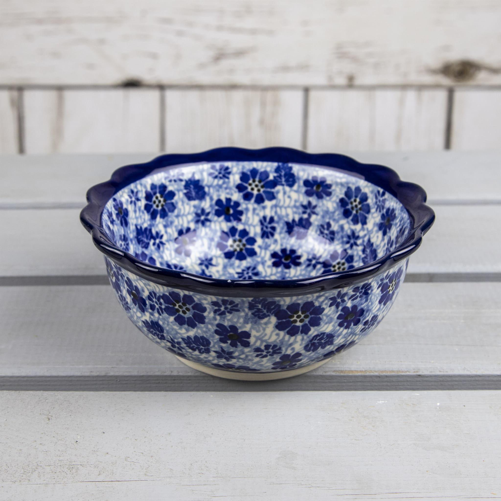 Miska 15cm ceramiczna, Bolesławiec