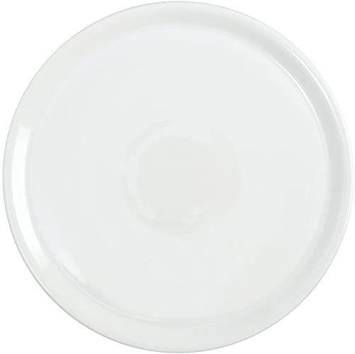 Talerz do pizzy Cm.28 Napoli biały Saturnia