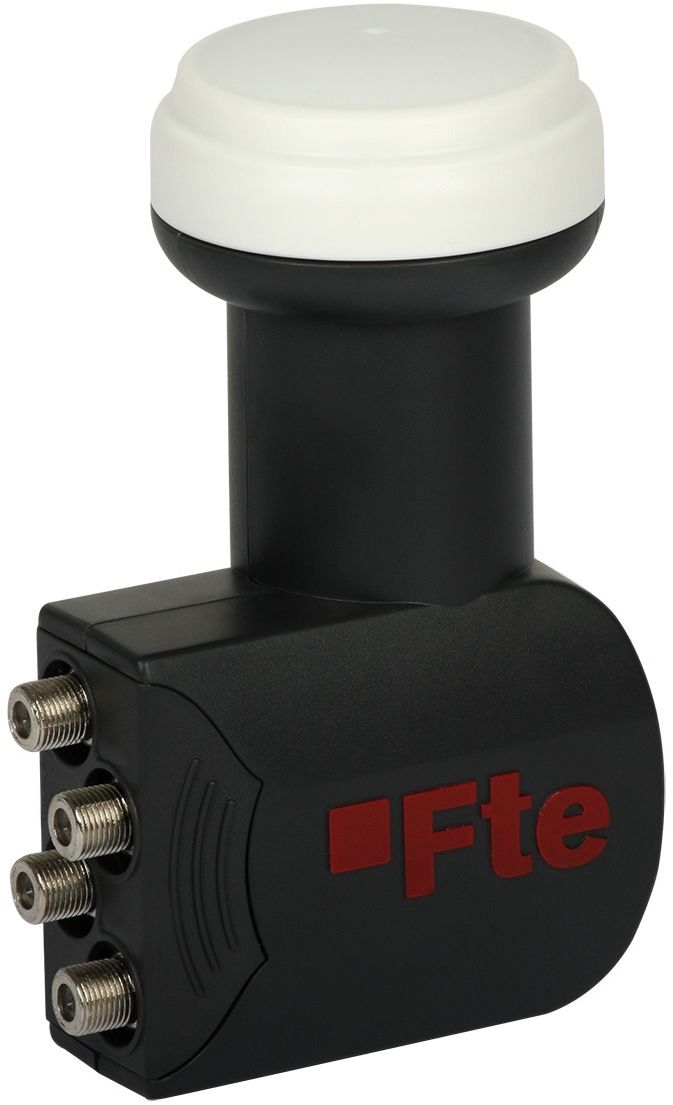Konwerter quad fte excellento black ltev 0,1 db - możliwość montażu - zadzwoń: 34 333 57 04 - 37 sklepów w całej polsce
