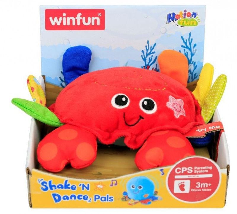 Tańczę i wibruję Krab