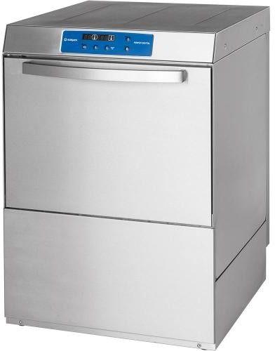 Zmywarka do naczyń z dozownikiem płynu myjącego i pompą płuczącą 500x500 Stalgast 801565