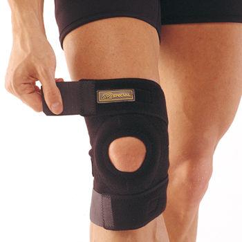 Krótki stabilizator kolana z ochroną na rzepkę (sp-6630)