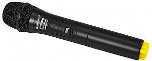 OMNITRONIC VHF-100 Bezprzewodowy mikrofon do ręki 214.85MHz