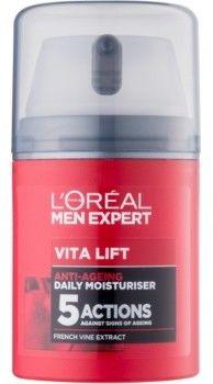 LOréal Paris Men Expert Vita Lift 5 krem nawilżający przeciw starzeniu się 50 ml