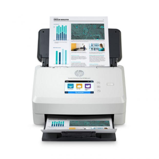 Skaner HP ScanJet Enterprise Flow N7000 snw1 (A3) (6FW10A)