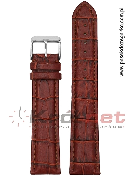 Pasek Alfa PA038/24 - brązowy, super long (XXL)