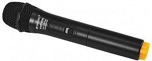 OMNITRONIC VHF-100 Bezprzewodowy mikrofon do ręki 212.35MHz