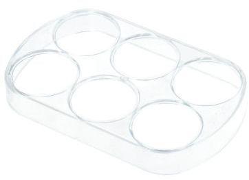 Pojemnik na jajka 6szt do lodówki Indesit