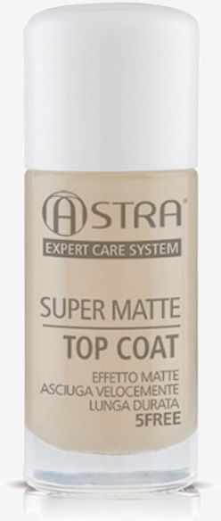 Astra Makeup Super Mate Top Coat 12ml
