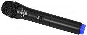 OMNITRONIC VHF-100 Bezprzewodowy mikrofon do ręki 201.60MHz