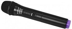 OMNITRONIC VHF-100 Bezprzewodowy mikrofon do ręki 200.10MHz