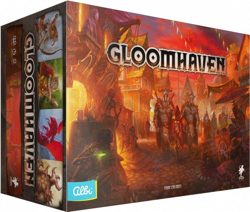 Naklejki Gloomhaven (recharge Pack) PL