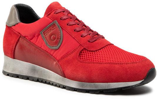 Sneakersy QZ-64-06-001064 Czerwony