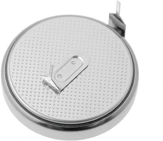 Bateria litowa 3V PANASONIC pastylkowa do druku CR2450 pozioma