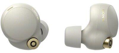 Słuchawki bezprzewodowe SONY WF-1000XM4 Srebrny. > DARMOWA DOSTAWA ODBIÓR W 29 MIN DOGODNE RATY