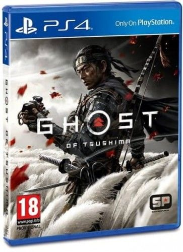 Ghost of Tsushima PS 4