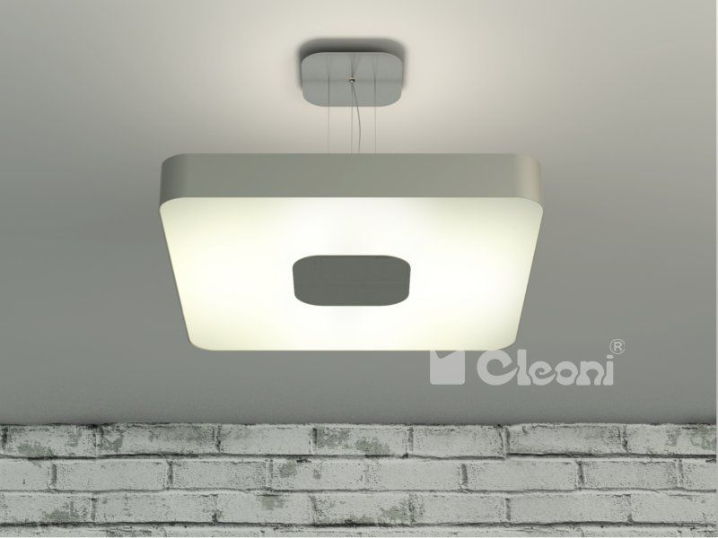 Cleoni lampa wisząca Fox 280 1138W1102 WM