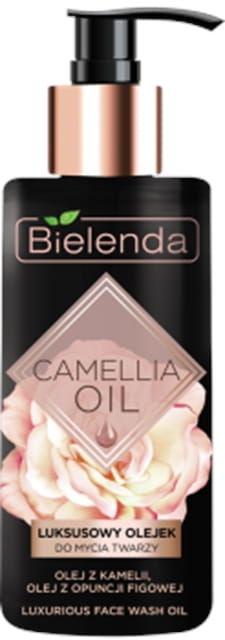 BIELENDA CAMELLIA OIL Luksusowy olejek do mycia twarzy, 140 ml