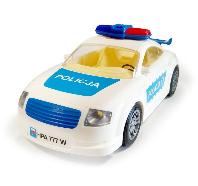 Wader QT Policja Samochód Interwencyjny LK