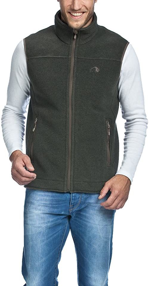 Tatonka Kamizelka męska Helston Vest, bungee Cord, S