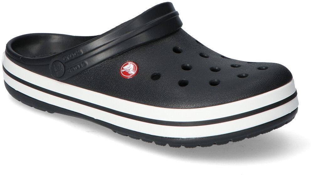 Klapki Crocs CROCBAND 11016/001 Czarne