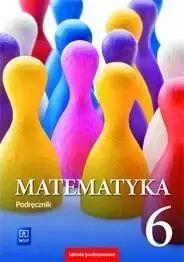 Matematyka podręcznik dla klasy 6 szkoły podstawowej 178834 - Anna Dubiecka, Barbara Dubiecka-Kruk, Tomasz Malicki