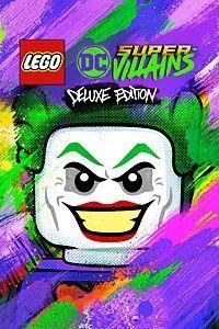 LEGO DC Super-Villains Złoczyńcy Deluxe Edition (PC) klucz Steam