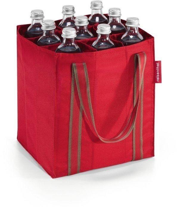 Reisenthel - koszyk na butelki bottlebag - red