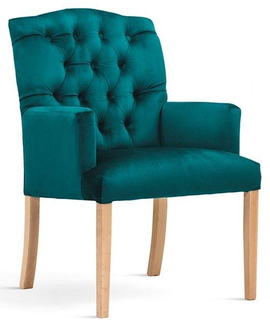 Fotel CASA zielony
