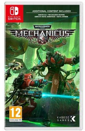Warhammer 40000 Mechanicus NS