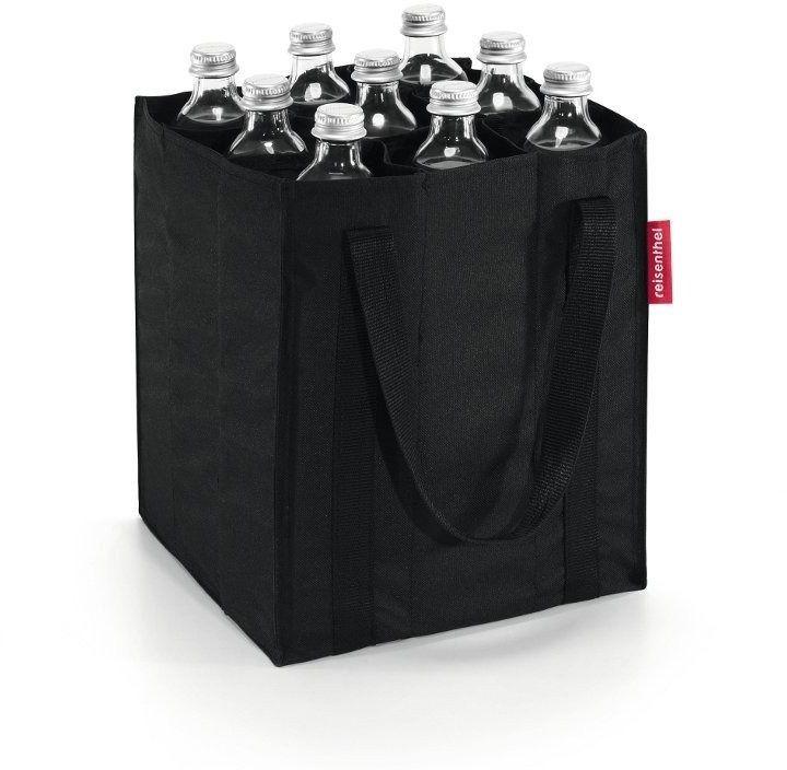 Reisenthel - koszyk na butelki bottlebag - black