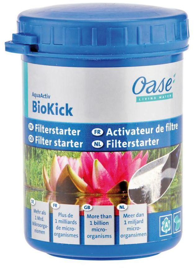 Starter bakteryjny do oczka wodnego AQUAACTIV BIOKICK 0,1 l OASE