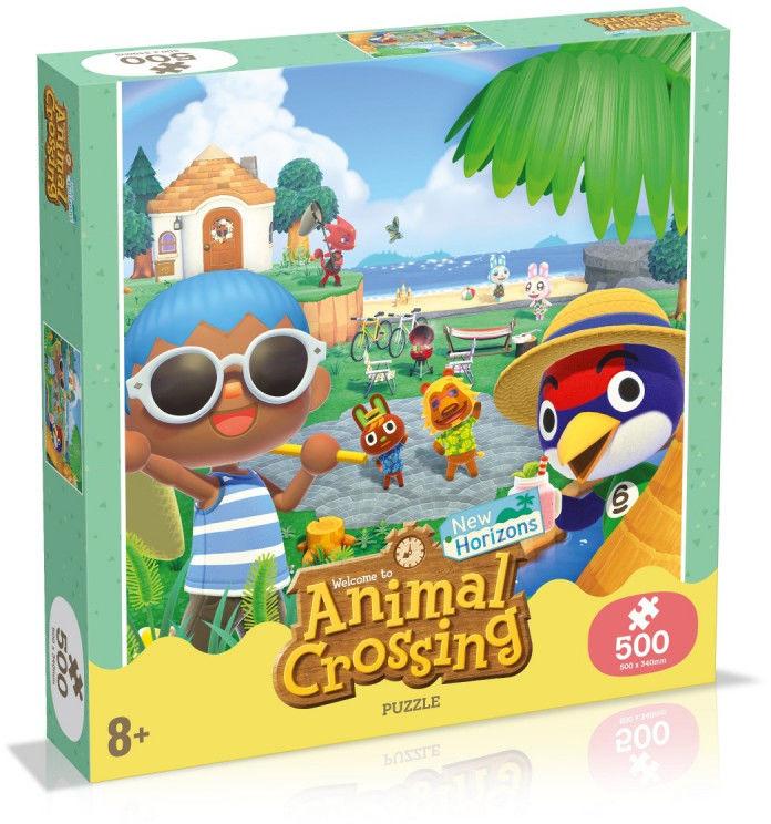 Puzzle Annimal Crossing 500 elementów