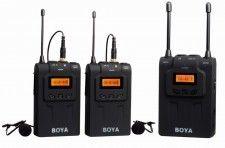 Mikrofon Boya BY-WM8 bezprzewodowy mikroport