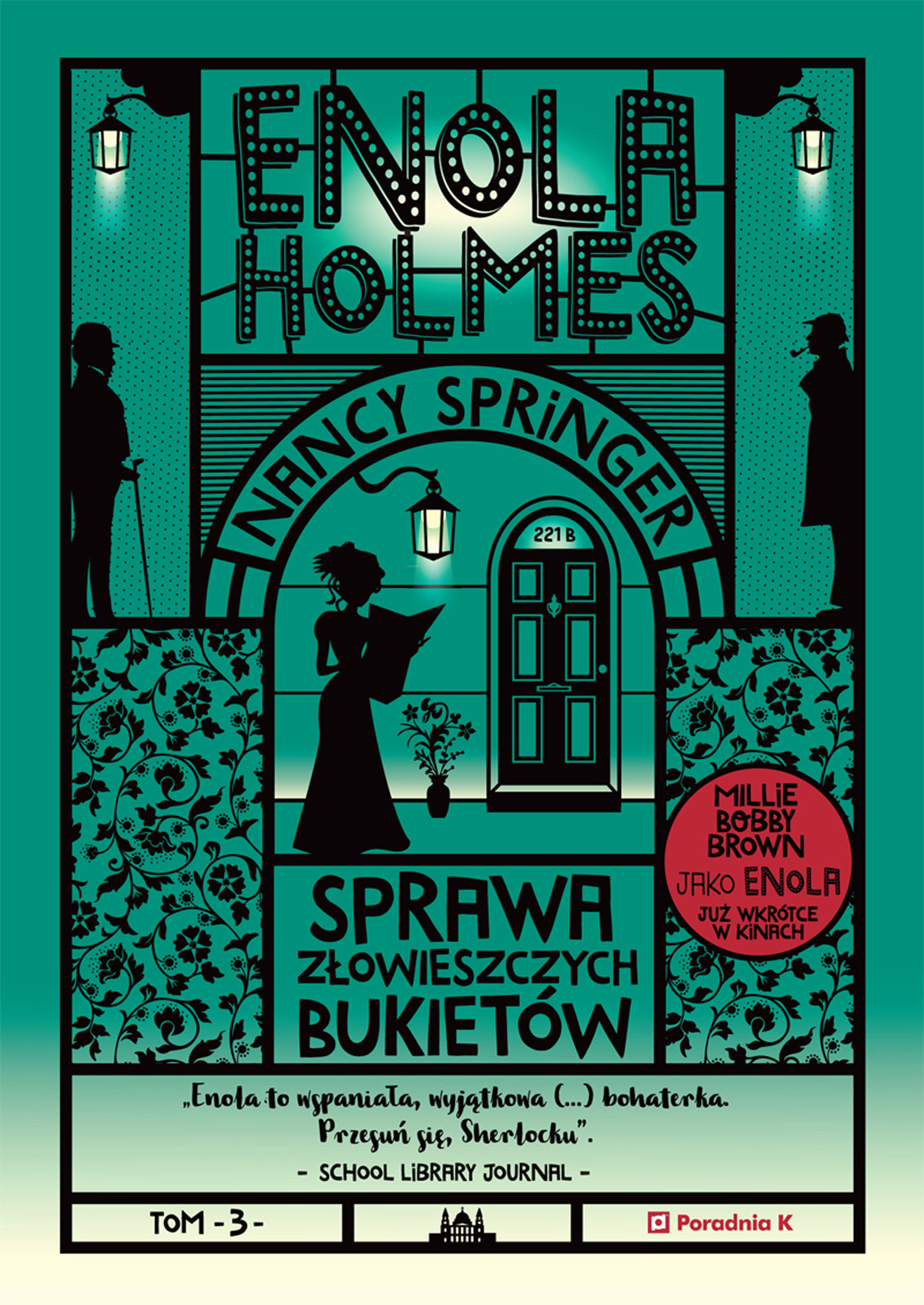 Enola Holmes - Nancy Springer - ebook