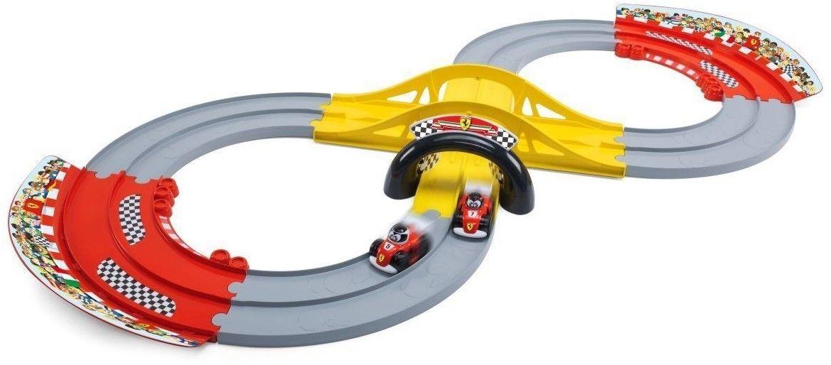CHICCO Tor Ferrari 3w1 Scruderia + 2 samochody