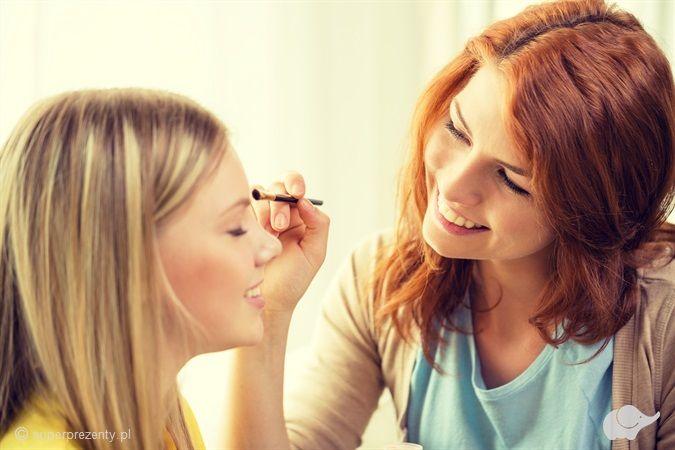 Kurs makijażu wieczorowego dla dwóch osób Łódź