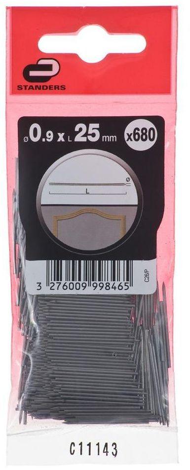 Gwóźdź 0.9 x 25 mm STANDERS
