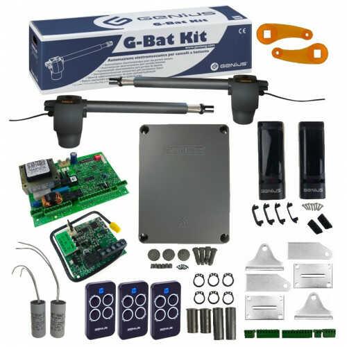 COMMAX Stacja bramowa 4-abonentowa DR-4UM