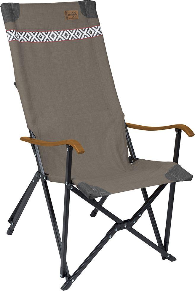 Krzesło kempingowe składane Camden taupe