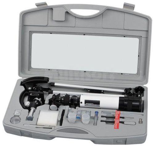 Zestaw teleskop i mikroskop w walizce Adventure 3