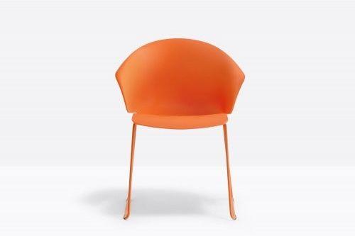 Pedrali Krzesło Grace Czerwony
